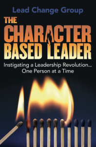 The Character Based Leader