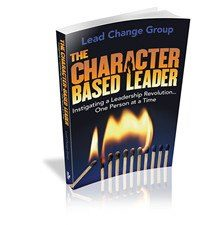 The Character-Based Leader Book