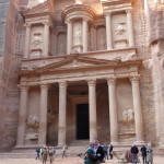 The Treasury at Petra Jordan #Expat