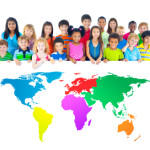 Multicultural Children and The World, Our expat journey