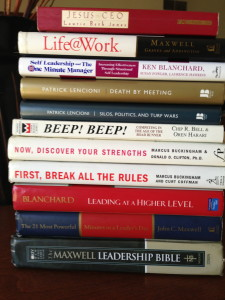 11 Leadership Development Books