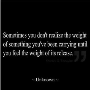Weight and Release