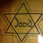 Jood Star - Worn by Jews duruing WWII