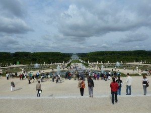 The Gardens at The Palace of Versailles-300x225