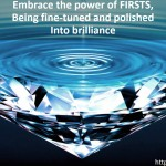 The Power of Firsts