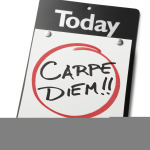 Carpe Diem! Seize The Day - Lessons from Italy