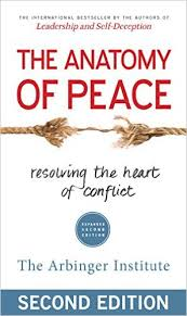 Anatomy of Peace Book Cover