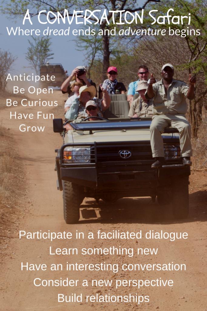 a conversation safari