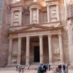 The Treasury at Petra Jordan #Expat