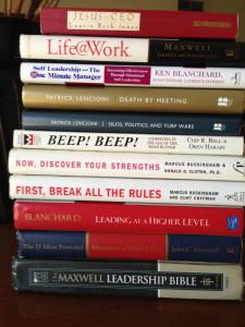 11 Leadership Development Books