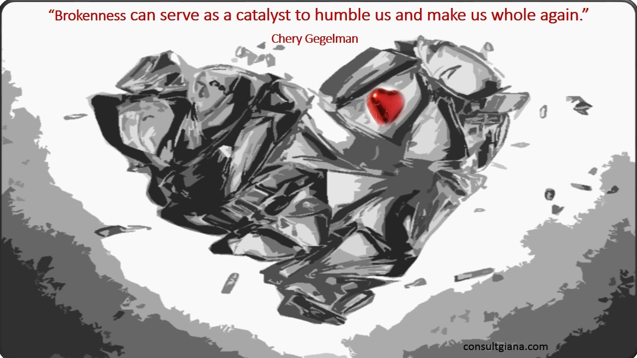 Brokenness and Leadership