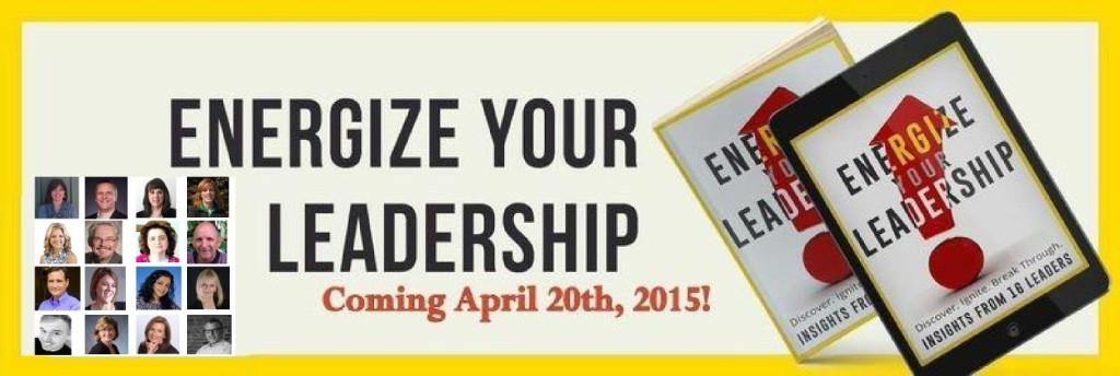 Energize Your Leadership w author photos