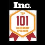 Inc Top 100 Leadership-Speakers-badge