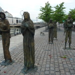 Potato Famine Memorial, Dublin