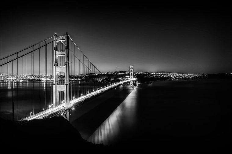 Bridge connecting people